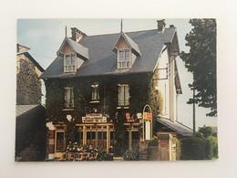 Carte Postale Carteret - L'Hôtel Des Voyageurs - Carteret