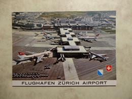 Flughafen Zürich Kloten Terminal B (4304) - ZH Zurich