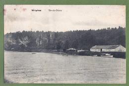 CPA Vue Rare - BELGIQUE - WEPION - ILE DE DAVE - Le Yacht Club De Sambre Et Meuse - édition Paquier - Andere