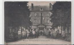 Moulins- Intérieur De L'Ecole De Gendarmerie - Moulins