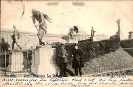 België - Bruxelles Brussel - Jardin Botanique Les Statues - 1902 - Unclassified