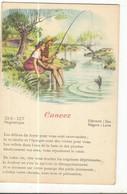 CPA ,Th. Illusrateur , N°301/7 , Cancer , Flegmatique - 22/6 , 22/7  .Signé F. Poulbot , Ed. J.G. - Poulbot, F.
