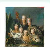 Art - Peinture - Johan Pasch - Le Tableau Des Poules - CPM - Voir Scans Recto-Verso - Paintings