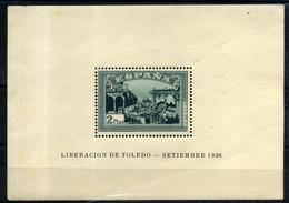 España Nº 837. Año 1937 - 1931-50 Neufs