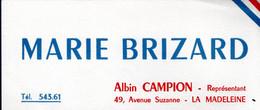 Buvard Marie Brizard Be - Liquor & Beer