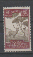 NOUVELLE CALEDONIE         N°  YVERT  TAXE  31 NEUF AVEC CHARNIERES       ( CHARN 4/13 ) - Postage Due