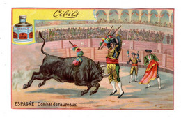 Chromo, Cibils, Taureaux, Corrida, Picador, Espagne - Autres