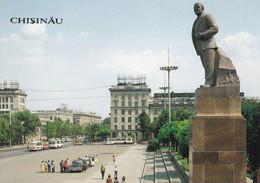 Moldova - Postcard Unused -  Chisinau -  Monument To V.I.Lenin In Victory Square - Moldova