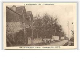 """DRAVEIL Champrosay Restaurant-Hôtel Magne Forêt De Senart """"Au Bouquet De La Forêt"""" - Draveil"""