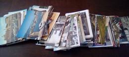 Lot De 200 Cartes Postales Où Figurent Des Voitures - 100 - 499 Karten