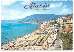 2012 €0,75 EUROPA VISITATE L'ITALIA CARTOLINA ALASSIO - Savona