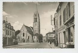 VITRY SUR SEINE - Rue Darnetal - L'Eglise - Vitry Sur Seine