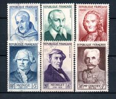 W-17 France Oblitéré N° 945 à 950 à 10 % De La Côte . A Saisir !!! - Used Stamps