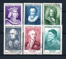 W-17 France Oblitéré N° 1027 à 1032 à 10 % De La Côte . A Saisir !!! - Used Stamps