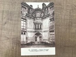 LOUVIERS Chateau D'Acquigny Tourelle D'Angle Du XVIe S. - Louviers