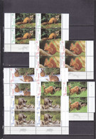 GERMANY YEAR 2006 MNH 2362/66 FAUNE RENARD LAPIN ECUREUIL BICHE SANGLIER    - PRICE FOR ONE SET - Ongebruikt