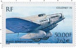 PA N° 64 (2000)  Couzinet Neuf - 1960-.... Postfris