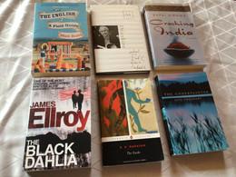 English Book Roman Thriller The Guide Livre En Anglais - Other