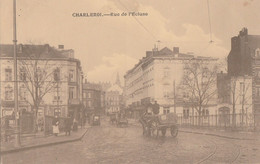 341.CHARLEROI. RUE DE L'ECLUSE - Charleroi