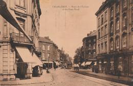343.CHARLEROI. RUE DE L'ECLUSE ET DU PONT NEUF - Charleroi