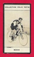 Photographie Argentique Félix Potin - 1ère Collection - Champion Cycliste Ludovic Morin - Félix Potin