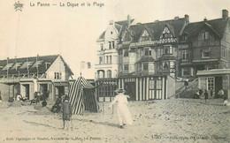 De Panne - La Panne: La Digie Et La Plage --> Onbeschreven - De Panne