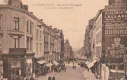 359.CHARLEROI. RUE DE LA MONTAGNE ET ESCALIER MONUMENTAL - Charleroi