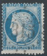Lot N°62228   Variété/n°60B, Oblitéré GC 315 Barentin, Seine-Inférieure (74), Ind 4, Filet SUD - 1871-1875 Ceres