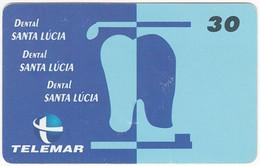 BRASIL R-078 Magnetic Telemar - Used - Brasilien