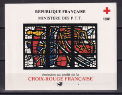 D212 / CARNET CROIX ROUGE 1981 NEUF** COTE 9€ - Verzamelingen