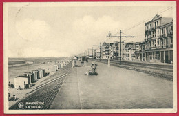 C.P. Raversijde  =  La  DIGUE - Oostende