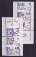 D212 / LOT N° 2355/2360 NEUF** COTE 7.50€ - Verzamelingen