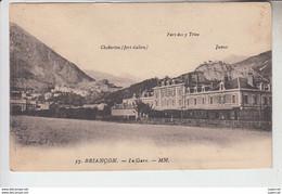 RT30.296   BRIANCON .LA GARE. MM.37 - Briancon