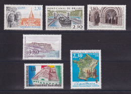 D212 / LOT N° 2657/2662 NEUF** COTE 8.50€ - Collections