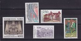 D212 / LOT N° 2704/2708 NEUF** COTE 7.70€ - Collections