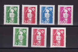 D212 / LOT N° 2714/2717 // 2718/2720 NEUF** COTE 9.80€ - Collezioni