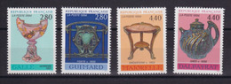 D212 / LOT N° 2854/2857 NEUF** COTE 6.80€ - Collections