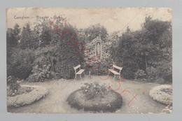 Caneghem - Klooster - Grot - Postkaart - Tielt