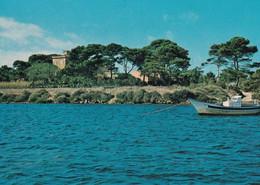 Isola Di Mozia - Marsala - Villa Whitaker - Vista Dalmare - Formato Grande Non Viaggiata – RM - Marsala