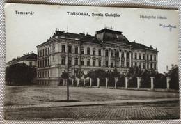 Roumanie Timisoara Ecole - Romania