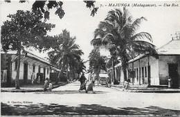 MADAGASCAR MAJUNGA Une Rue - Madagascar