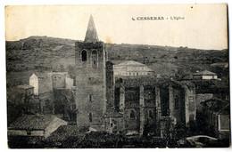 34  CESSERAS  L EGLISE - Other Municipalities