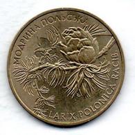 UKRANIA, 2 Hryvni, Copper-Nickel-Zinc, Year 2001, KM #138 - Ukraine