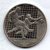 UKRANIA, 2 Hryvni, Copper-Nickel-Zinc, Year 2004, KM #202 - Ukraine