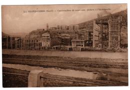 La Grand Combe , Construction De Nouveaux Ateliers à L'habitarelle - La Grand-Combe