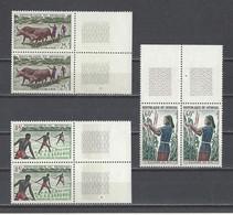 SENEGAL.  YT  N° 255/257   Neuf **  1965 - Senegal (1960-...)