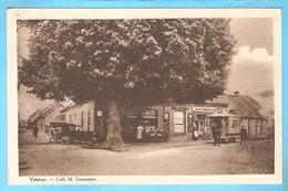 Venray Café Goumans Paardentram 1931 RY57193 - Venray