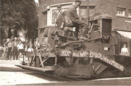 Utrecht Foto Asfalt Nachtegaalstr Wegenbouw KE3753 - Utrecht