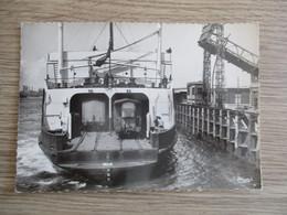 59 DUNKERQUE FERRY BOAT AU DEPART - Dunkerque