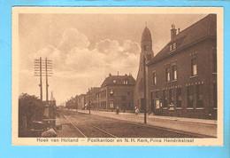 Hoek Van Holland Postkantoor NH Kerk 1933 RY57107 - Hoek Van Holland